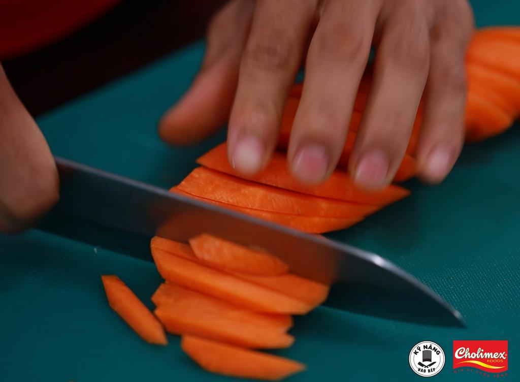Cách làm Củ cải muối chua ngon